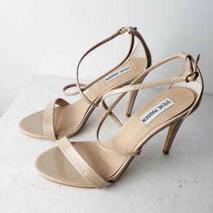 Steve Madden Strappy Heels Size 9